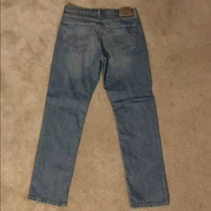Levi's Jeans - Men's Athletic Levi Strauss Jeans